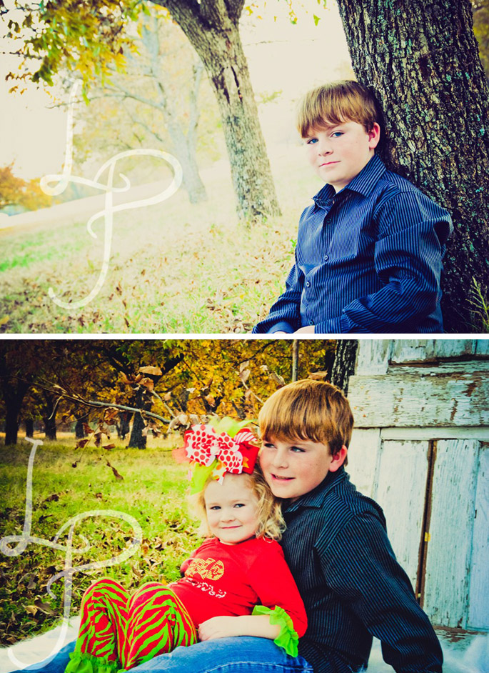 Holiday Session {Brothers, Sisters, Cousins}